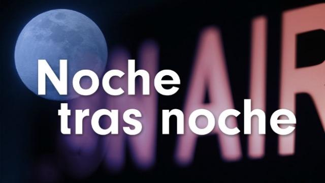 Noche tras noche - Logo