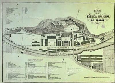 Plano Trubia antiguo