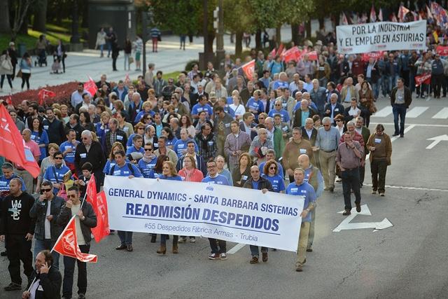 20150424 LVT Manifestacion Trubia en Oviedo