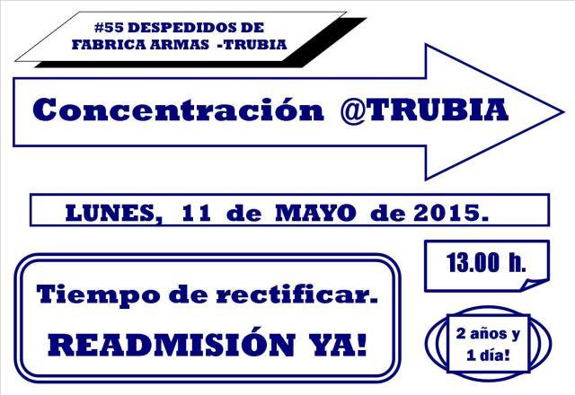 20150428 Propuesta cartel 11 de Mayo