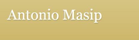 Antonio Masip - logo