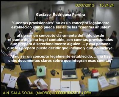 20130702 Gustavo Pereira - Audiencia Nacional