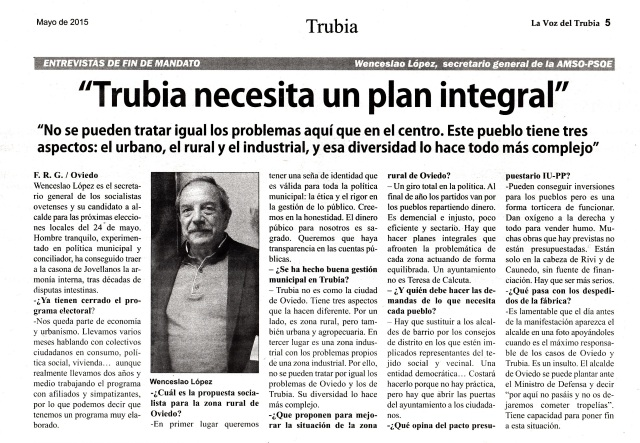 20150509 LVT Wenceslao - Plan integral