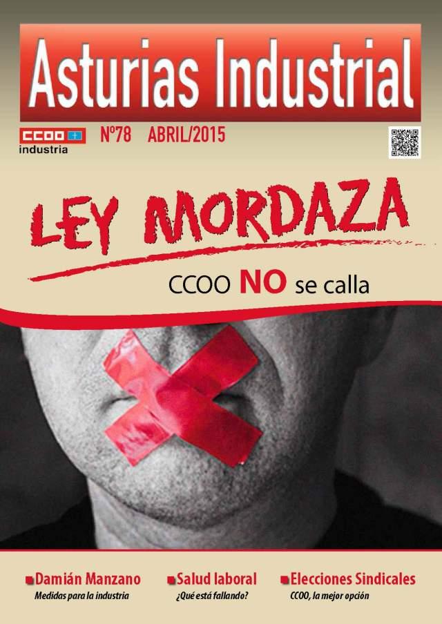 20150520 Asturias Industrial - Portada