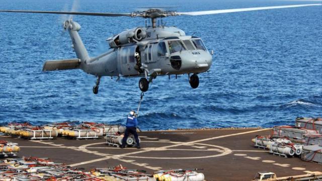 20150521 Hispan - helicoptero
