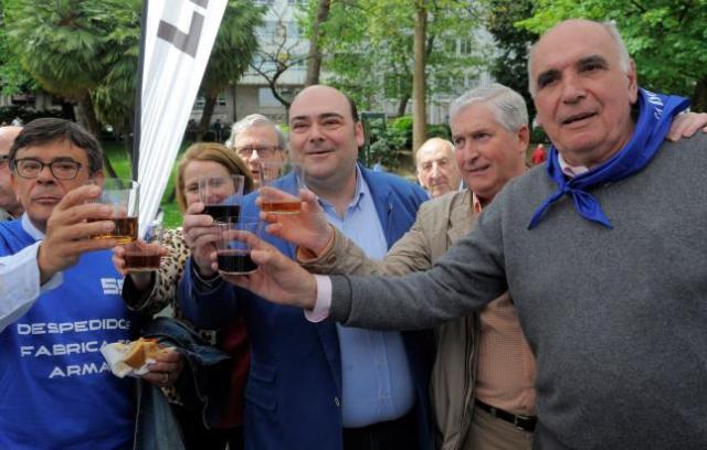 20150527 LNE - Corporación municipal Oviedo