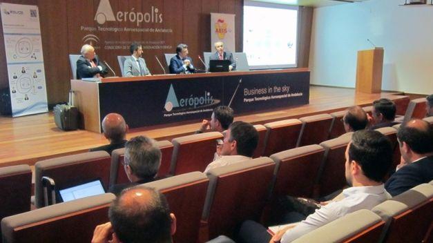 20150528 Expertos-aeroespacial-participan-Aeropolis-ingenieria