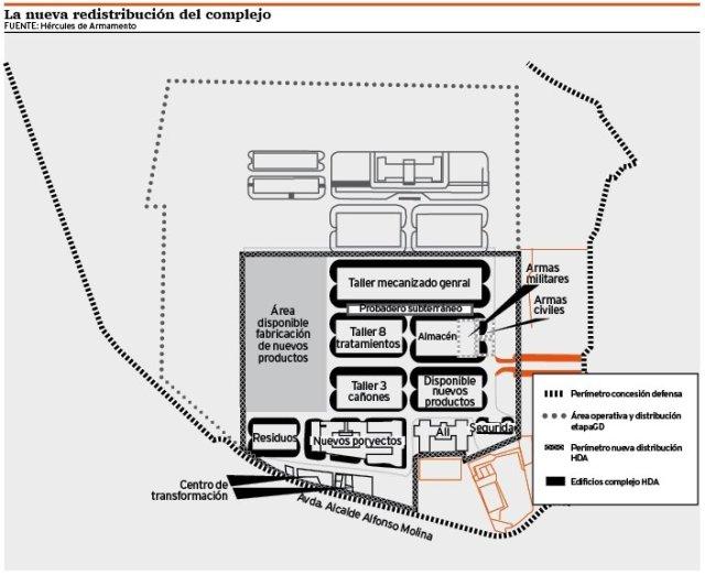 20141007 Idealgallego - La nueva FAC de Hercules de Armamento