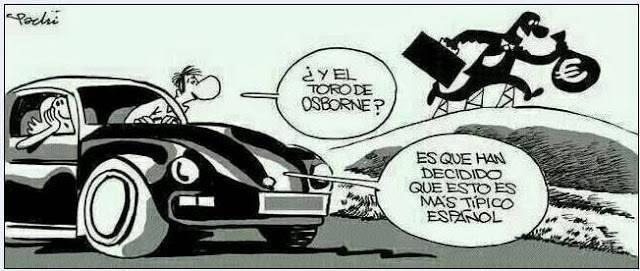 Españolizar el toro