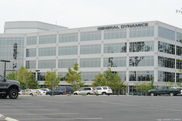 20150630 WBJ - General Dynamics