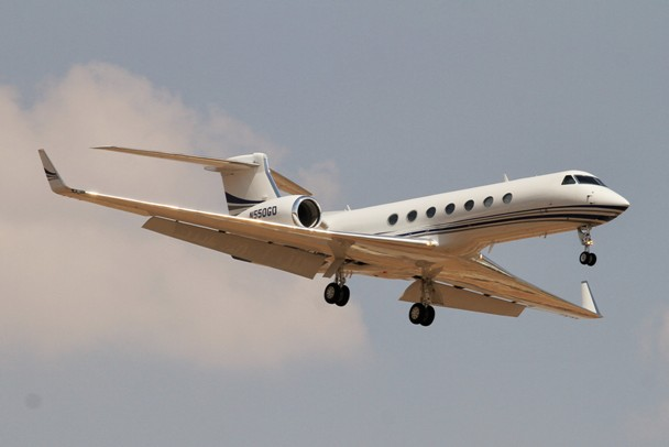 20150703 Defensa_com - Gulfstream 550GD