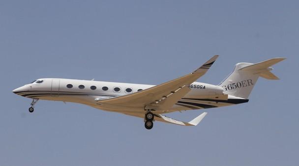 20150703 Defensa_com - Gulfstream 650