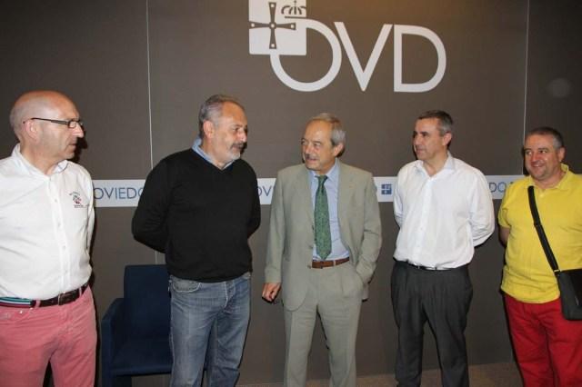 20150708 Ayto Oviedo - Alcalde-Trabajadores-Trubia