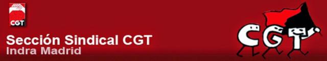 CGT Indra Madrid - logo