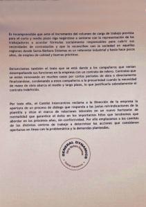 20150902 Comunicado Comité Intercentros - 2