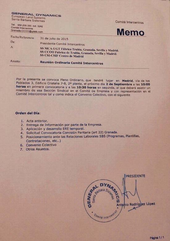 20150902 Convocatoria Comite Intercentros