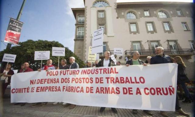 20151003 La Opinion A Coruña - protestas