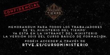 Ministerio del tiempo - 01