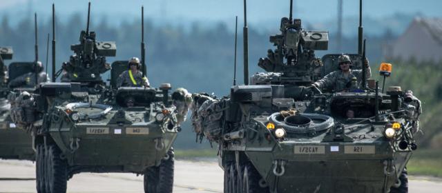 20151106 Stryker in Europe