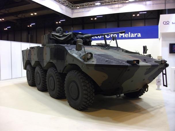 20151110 Defensa - el freccia vbm en homsec 2015 autor