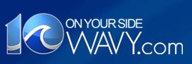 Wavy tv - logo