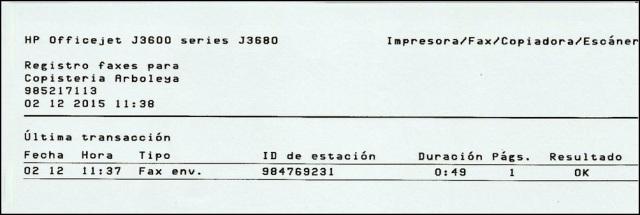20151202 Fax concentracion - Confirmacion