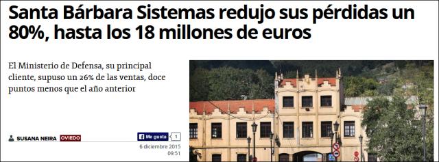 20151206 El Comercio - Cabecera noticia