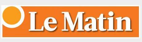 Le Matin - logo
