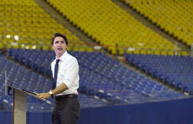 20160118 Le Devoir - premier ministre du Canada