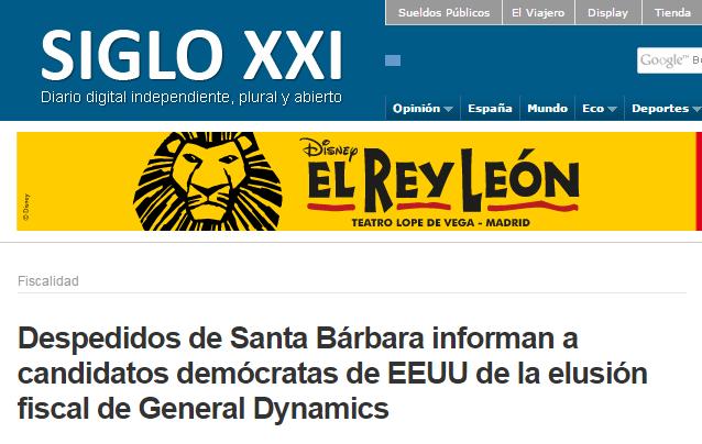 20160218 Diario siglo XXI