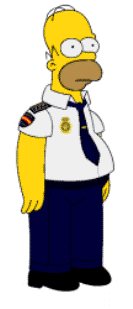 Simpson vigilante