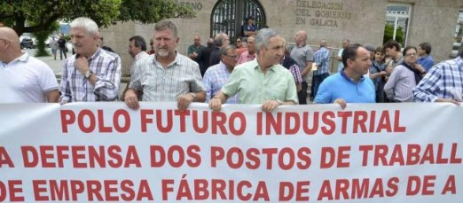 20160701 La Opinion Coruña - 61 despedidos GD