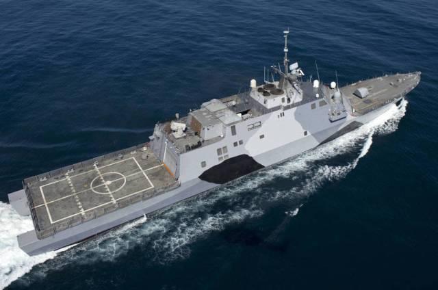 20160704 El Confidencial - USS Freedom