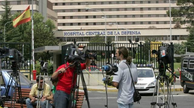 20160809 El Confidencial - Hospital militar